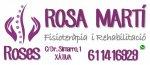 Clínica ROSES - Rosa Martí Romero Fisioterapia y Rehabilitación
