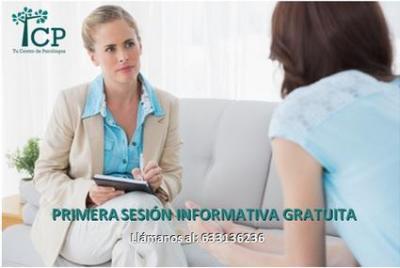 En TCP Tu Centro de Psicólogos queremos conocerte y que nos conozcas. Uno de nuestros profesionales tendrá una sesión contigo de forma gratuita para explicarte nuestra forma de trabajar y que puedas contarnos el motivo de consulta.